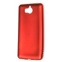 RED Tpu Case Huawei Y5 2017