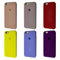 Silicone Case High Copy на Iphone 6 Plus