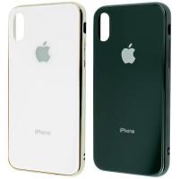 Glass Case iPhone X/XS
