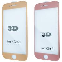 3D Full Glass Apple iPhone 6