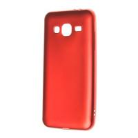 RED Tpu Case Samsung J3 2015 (J300)/J3 2016 (J310)