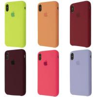 Silicone Case High Copy на Iphone XS Max