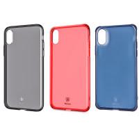 Baseus Simple Series Case For Iphone X/XS (Clean TPU)Transparent