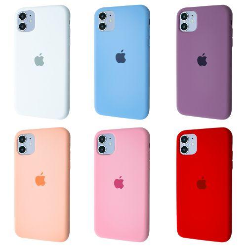 Full Silicone Case iPhone 11