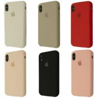 Silicone Case High Copy на Iphone X/XS
